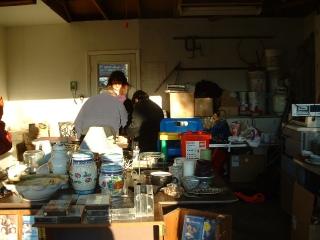 Garage Sale 2006 1